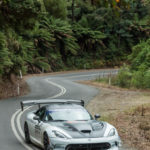 Jason White and John White lead Targa Tasmania after Day 1 - Photo: Angryman Photography