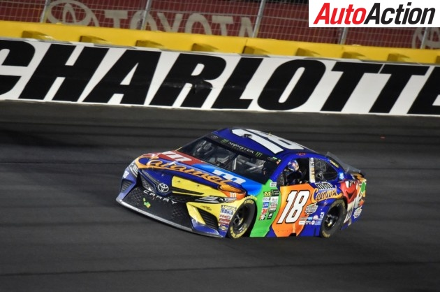 Kyle Busch wins All-Star Race at Charlotte - Photo: LAT