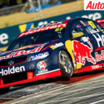 Shane Van Gisbergen ends Perth practice fastest - Photo: Dirk Klynsmith