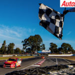 Scott McLaughlin takes his first win for Penske - Photo: Dirk Klynsmith