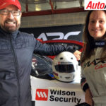 Melinda Price will make her TCM debut at Winton Raceway - Photo: Supplied