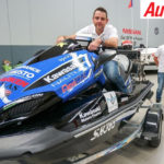 Supercars driver Todd Kelly to cross Bass Straight on a Jet Ski - Photo: Supplied
