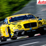 Nurburgring 24 Hour - Photo: Bentley Motorsport