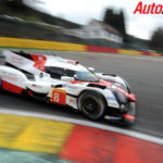 Toyota Dominate WEC at Spa-Francorchamps - Photo: LAT
