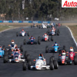 Formula Ford at Queensland Raceway - Photo: Rhys Vandersyde