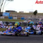 Australian Kart Championships at Monarto in South Australia