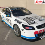 Macauley Jones's DrillPro Racing Commodore for Supercars at Winton - Photo: Supplied