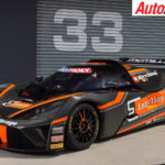 Glen Wood makes his GT4 debut in the KTM X-Bow in China - Photo: Supplied