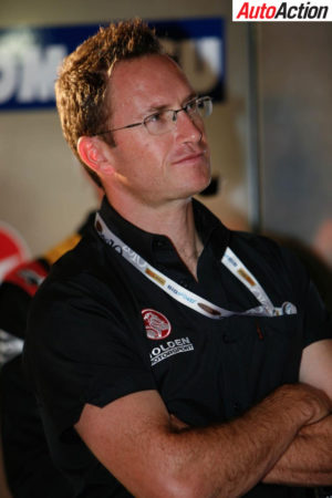 Simon McNamara lead Holden Motorsport through a successful decade - Photo: LAT
