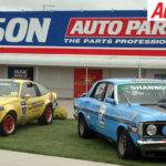 Burson Auto Parts joins Touring Car Masters - Photo: Supplied