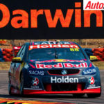 Jamie Whincup sets the pace in Darwin - Photo: Dirk Klynsmith