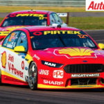 Fabian Coulthard triumphs in Top End - Photo: Dirk Klynsmith