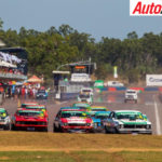 Touring Car Masters return to the Top End - Photo: Supplied