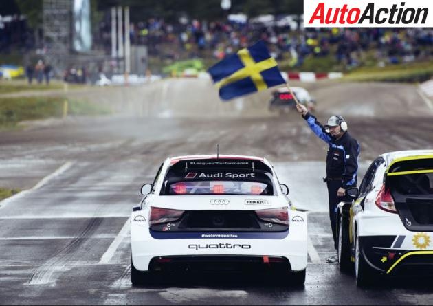 Mattias Ekström skips World RX round for DTM - Photo: Supplied