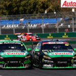 Prodrive Racing Australia's Bottle-O and Monster cars at the Australian Grand Prix - Photo: LAT