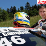 Matt Campbell racing in German Carrera Cup - Photo: Supplied