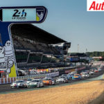 Marc Cini returned to race at Le Mans - Photo: Supplied