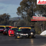 Australian GT Trophy Series competing at Winton Raceway in 2016 - Photo: Rhys Vandersyde