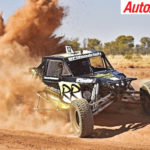 Travis Robinson fastest in Finke Prologue - Photo: Supplied
