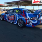Anton De Pasquale joins the Kumho V8 Touring Car Series for Queensland Raceway - Photo: Anton De Pasquale