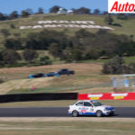 Hyundai Excel's join the support program for the Bathurst 6 Hour - Photo: Rhys Vandersyde
