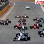 The start of the 2015 British Grand Prix at Silverstone - Photo: LAT