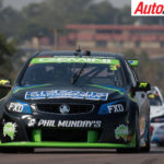 LDM left scrambling for a driver for Townsville - Photo: Rhys Vandersyde
