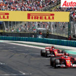 Ferrari lock out front row for Hungarian Grand Prix - Photo: LAT