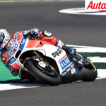 Andrea Dovizioso won his fourth MotoGP race of the year - Photo: LAT