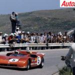 The 1971 Targa Florio in Sicily - Photo: LAT