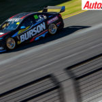 Paul Dumbrell lead from lights to flag in the open race in Sydney - Photo: Dirk Klynsmith