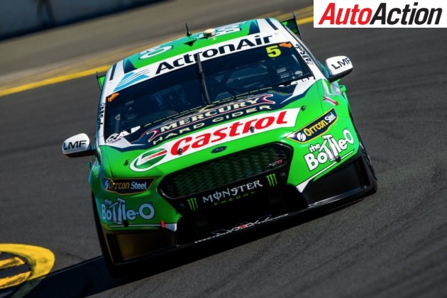 Mark Winterbottom was happy with second - Photo: Dirk Klynsmith