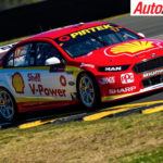 Scott McLaughlin lead the Ford domination at Sydney Motorsport Park - Photo: Dirk Klynsmith