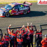 Jamie Whincup claimed his 106th win at Sydney Motorsport Park - Photo: Dirk Klynsmith