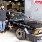 Australian Touring Car Champion Jim Richards wins awards at Silverstone Classic - Photo: PSP Photography