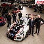 Brenton Grove will step up to Porsche Carrera Cup Australia - Photo: Supplied