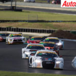 Jaxon Evans and Tim Miles lead the Australian GT Endurance Championship - Photo: Rhys Vandersyde