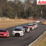 The second 300km Australian Production Car Series race closed out the Shannons Nationals - Photo: Rhys Vandersyde