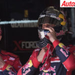 Shane Van Gisbergen takes on his father in the in the ultimate father/son challenge - Photo: Rhys Vandersyde