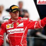 Kimi Raikkonen to continue with Ferrari - Photo: LAT