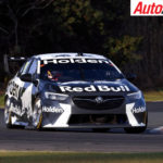 The Holden ZB Commodore Supercar on track at Norwell Motorplex - Photo: Supplied