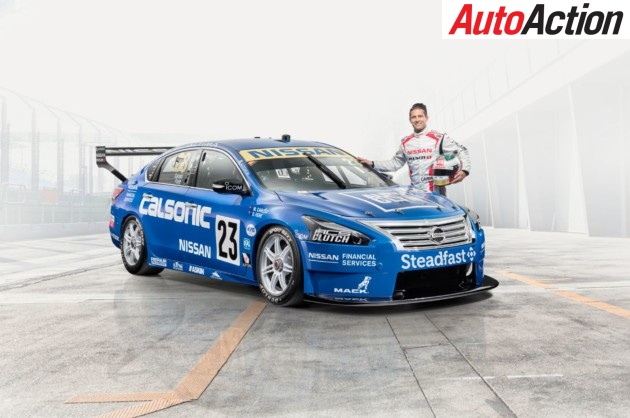Iconic Calsonic Nissan livery for the Sandown 500 - Photo: Supplied