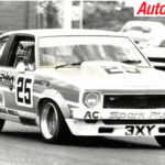 Peter Brock's 1977 Holden Torana A9X - Photo: Auto Action Archives
