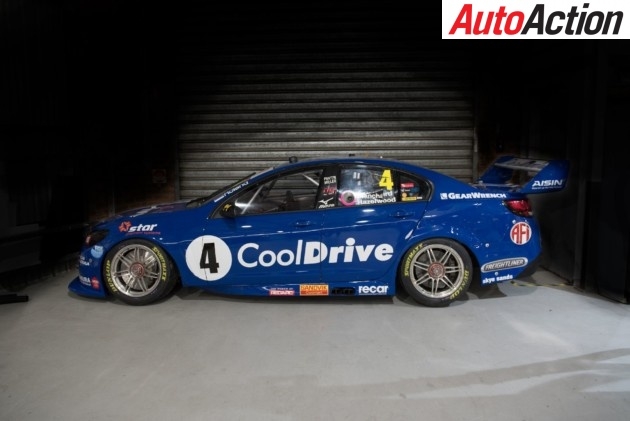 CoolDrive Commodore of Tim Blanchard and Todd Hazelwood - Photo: Supplied