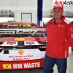 Shell and Dick Johnson celebrate 50 year association - Photo: Supplied