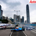 The 2017/18 Formula E Championship will again kick off in Hong Kong - Photo: LAT
