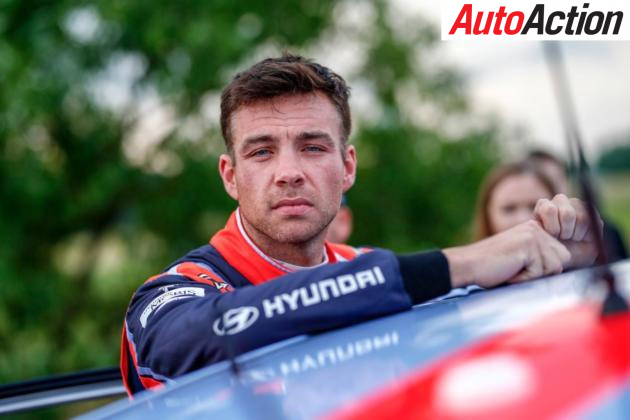 Hayden Paddon to sit out the next rally in Spain - Photo: LAT