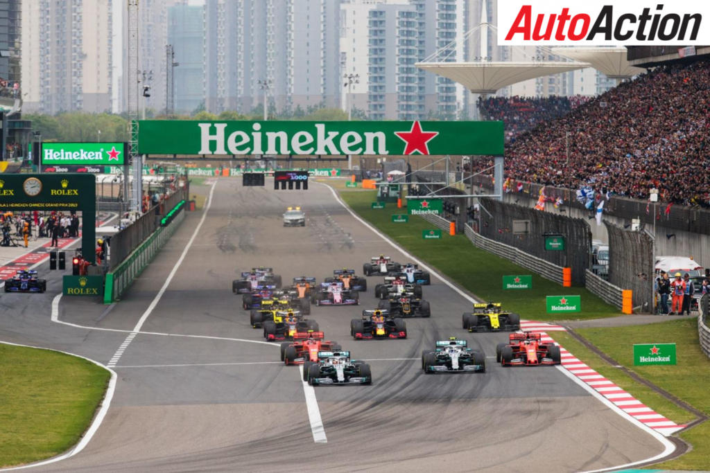 F1 looking to delay 2020 China GP by swapping with Russian Federation