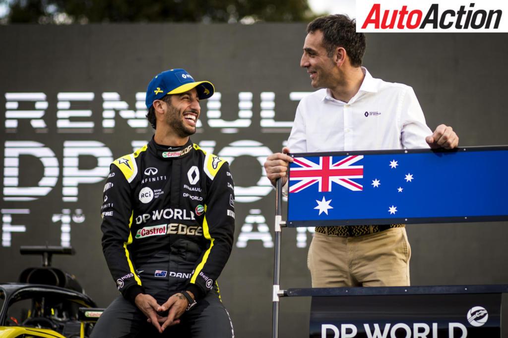 Cyril Abiteboul gone as Renault principal before Alpine rebranding