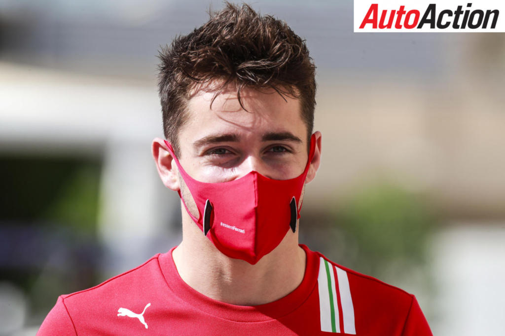 """Leclerc tests positive for COVID-19 and is isolating in Monaco"""""""